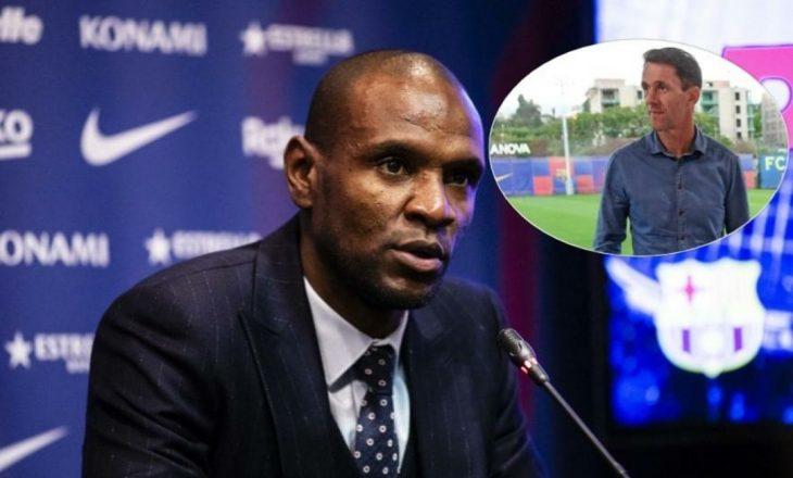 ZYRTARE: Barcelona njofton se ka gjetur zëvendësuesin e Eric Abidal
