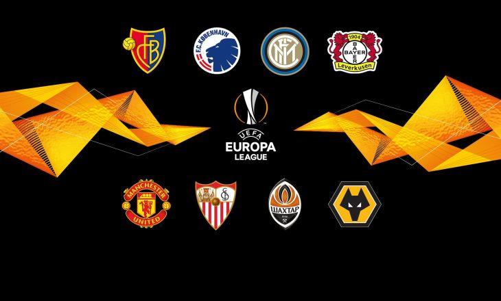 Sonte dy ndeshjet e tjera të çerekfinales në Europa Ligë