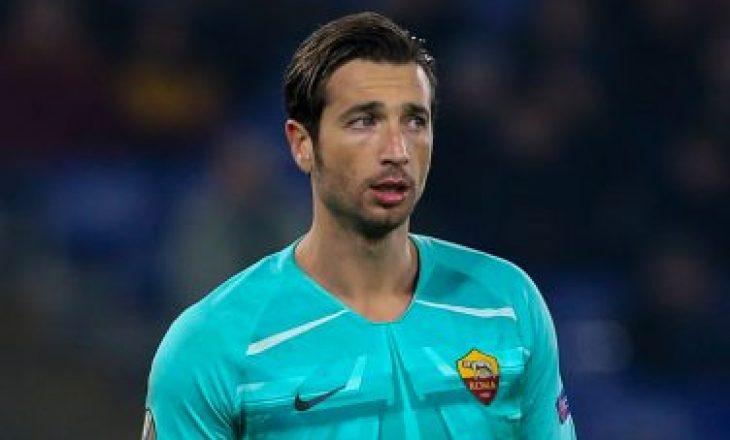 Një rast me Covid 19 tek ekipi i Roma-s