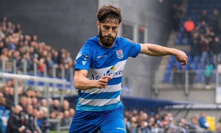 Një tjetër emër i futbollit evropian zgjedh të luajë për Kosovën