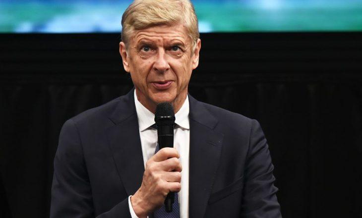 Arsene Wenger: RB Leipzig bëri dy gabime në humbjen e mbrëmshme