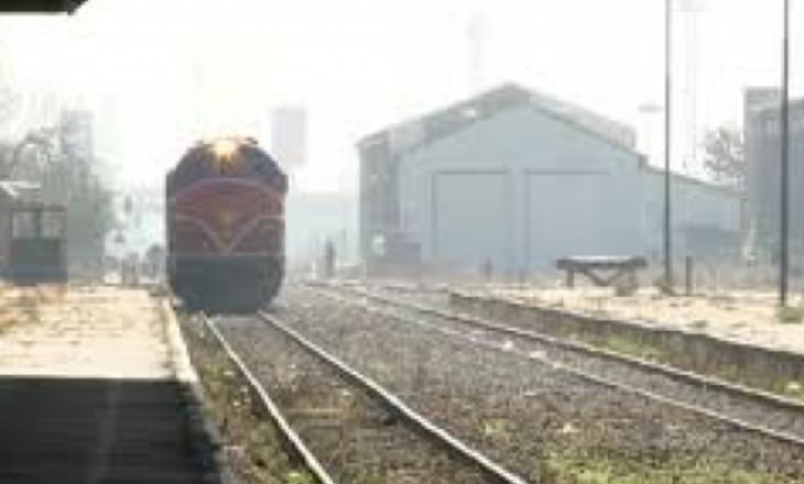 Abrashi inspekton punimet në hekurudhën e Kosovës linja 10