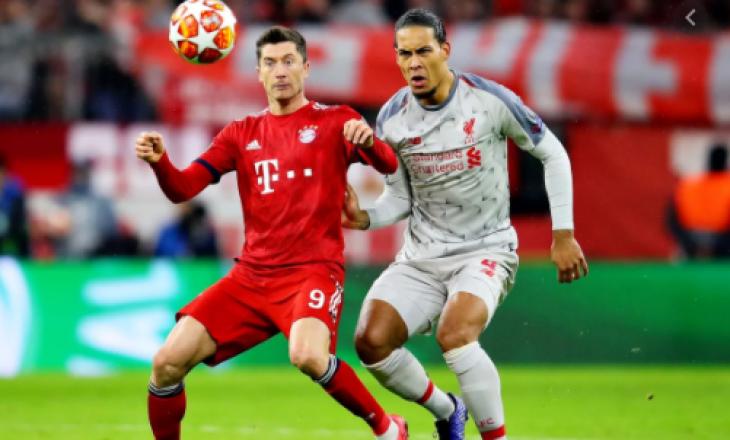 Nëse Bayern e fiton Ligën e Kampionëve, Liverpool i fiton pesë milionë euro – kjo është arsyeja
