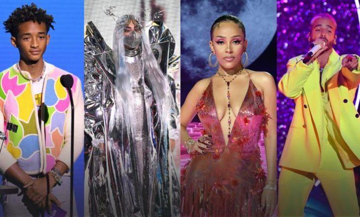 Të gjitha kostumet e paharrueshme tëMTV VMA 2020