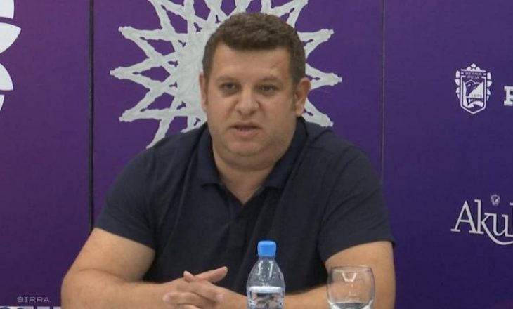 "Vdes drejtori i ""Birra Peja"", Ernest Jusufi"
