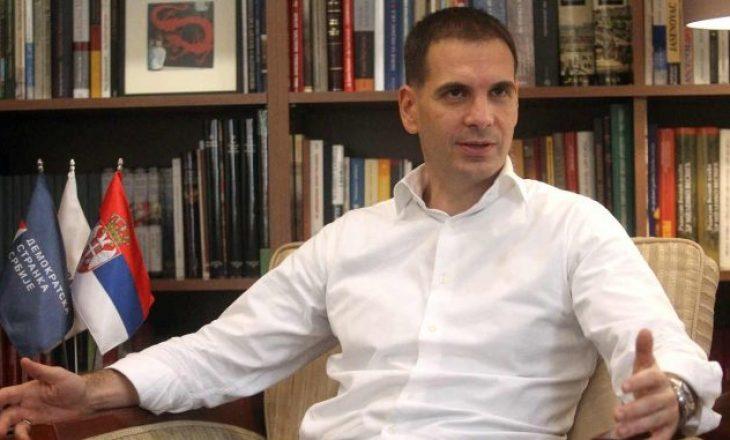 """Dëshira e Milosh Jovanoviq: """"Kosova të kthehet nën Serbi"""""""