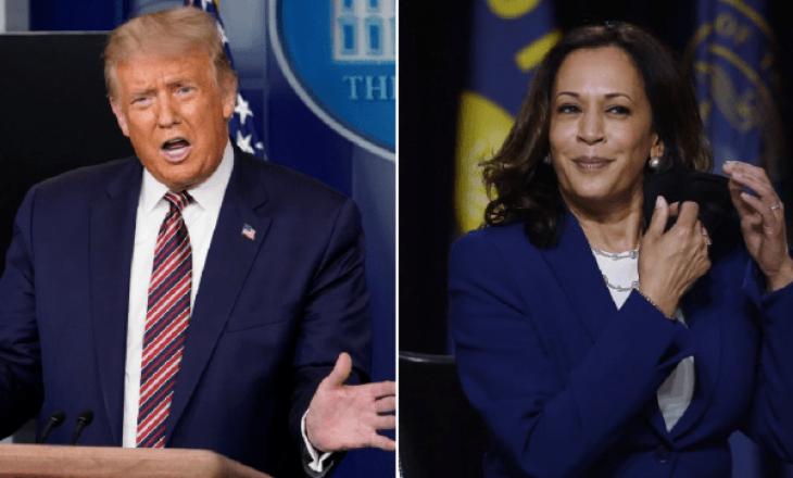 Pas Obama-s, Trump tash thotë se Kamala Harris mbase nuk ka lindur në SHBA
