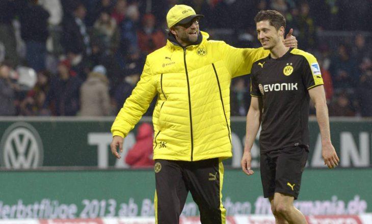 Lewandowski: Klopp ka dy fytyra