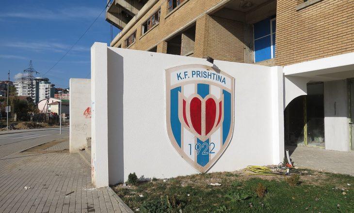 7 pjesëtarë të KF Prishtinës rezultojnë pozitiv me COVID-19