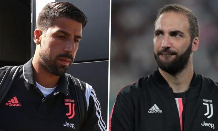 Juventusi do t'i shkëput kontratat me Huiguainin e Khediran