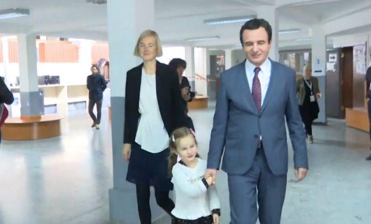 Gruaja e Albin Kurti me më së shumti të ardhura nga gratë e liderëve partiakë