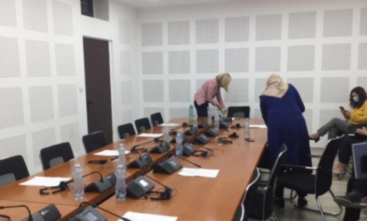 Dështon mbledhja e Komisionit për menaxhimin e pandemisë COVID-19