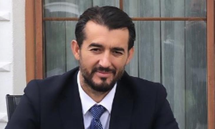 Labinot Tahiri dhuron aparatura oksigjeni për Spitalin e Gjakovës