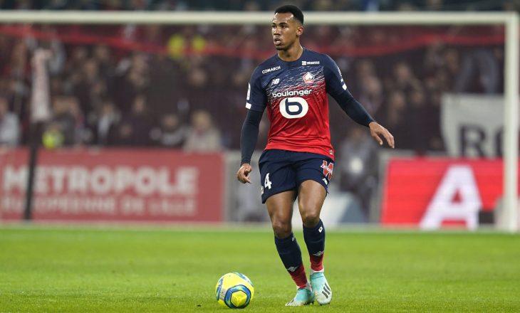 Arsenal afër transferimit të super mbrojtësit nga Lille