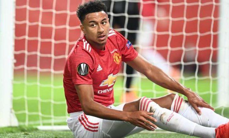 United dëshiron ta shesë Lingard-in