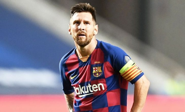 """Messi """"tejet i mirëseardhur"""" në PSG"""