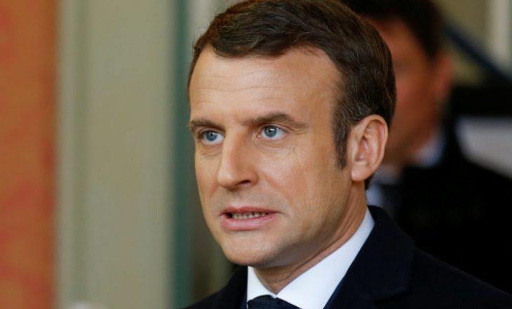 Macron pas sulmit terrorist në Austri: Ne jemi një familje