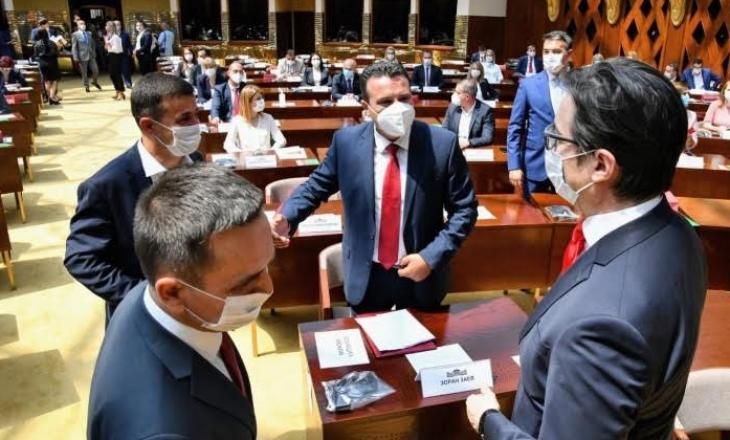 """Në Maqedoninë Veriore ka filluar """"gara"""" për formimin e Qeverisë"""