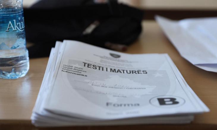 Përfundon Provimi i Maturës Shtetërore – KSHM vlerëson se është kryer me sukses
