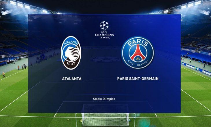 Foramcionet Zyrtare: Atalanta vs Paris Saint-Germain – Mbappe në bankën rezervë (FOTO)