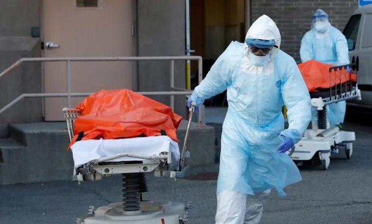 SHBA dhe COVID-19: Më shumë se 1.000 njerëz kanë vdekur gati çdo ditë këtë muaj