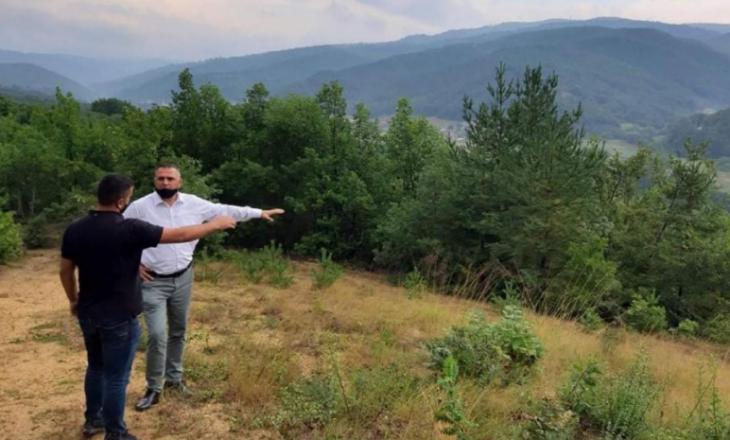 I pari që publikoi pamjet e hyrjes së xhandarmërisë serbe në Kosovë, viziton Karaçevën