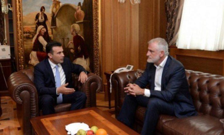 PDSH e pranon ofertën e LSDM-së për bisedime për pjesëmarrje në qeverinë e re