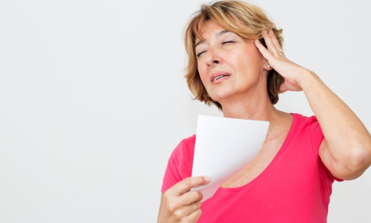 Disa mënyra natyrale për të zvogëluar simptomat e menopauzës
