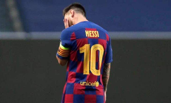 Koeman tregon përse e pushoi Messin kundër Betisit