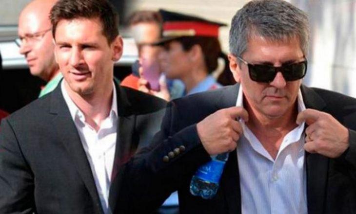 Babai i Messit ka blerë banesë në Milan – fare afër zyrave të Inter-it
