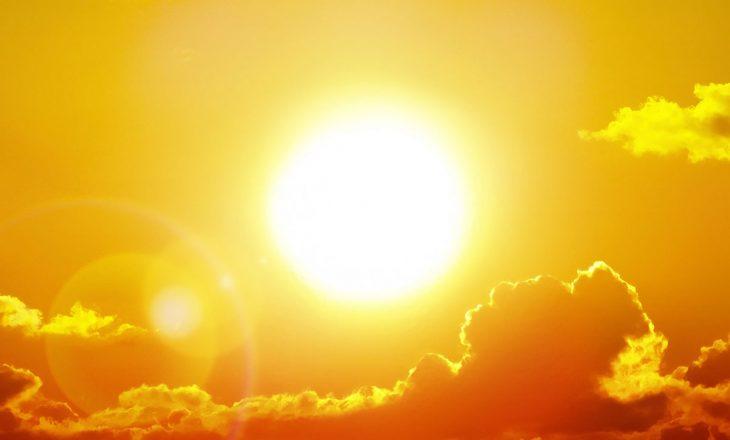 Sot dhe në ditët e ardhshme moti do të jetë me diell