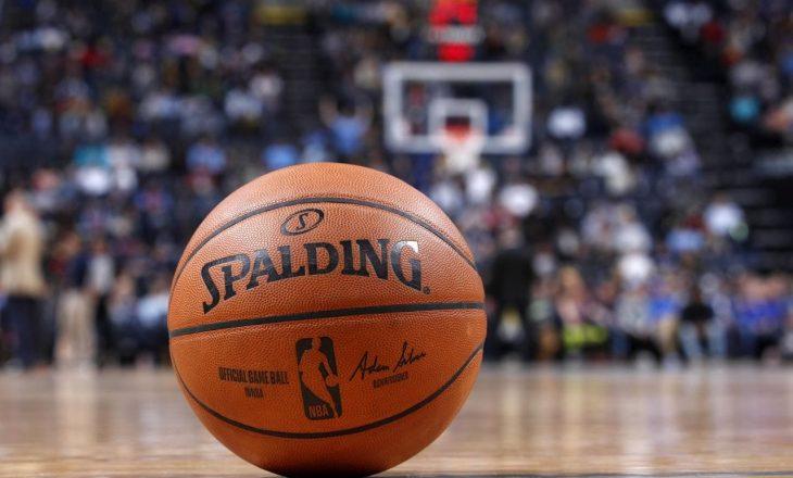 Në NBA rezultojnë 11 lojtarë me COVID-19
