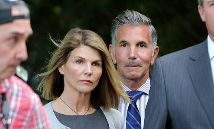 Aktorja dhe bashkëshorti i saj dënim me burg për mashtrime në pranimet në universitet