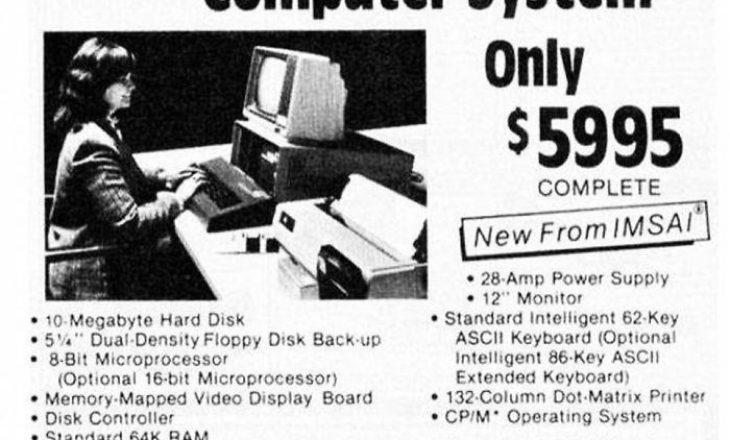 Këto reklama qesharake na dëshmojnë se sa shtrenjtë kushtonte teknologjia vite më parë