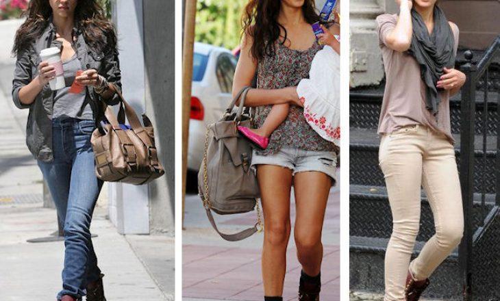Modelet e famshme na sjellin kombinimet më të bukura të çizmeve ikonike