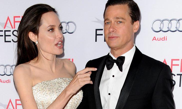 Angelina Jolie do një tjetër gjykatës për divorcin nga Brad Pitt