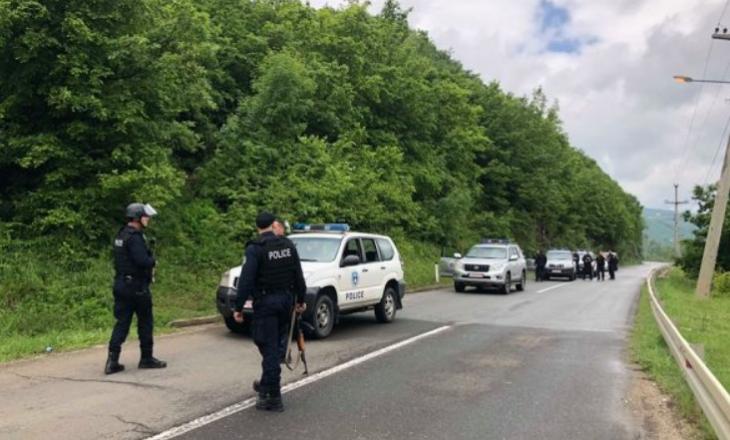 KFOR-i dhe Policia e Kosovës bëjnë planin për patrullim në Karaçevë
