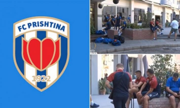"""Një rast pozitiv në ekipin e """"ri"""" të Prishtinës"""