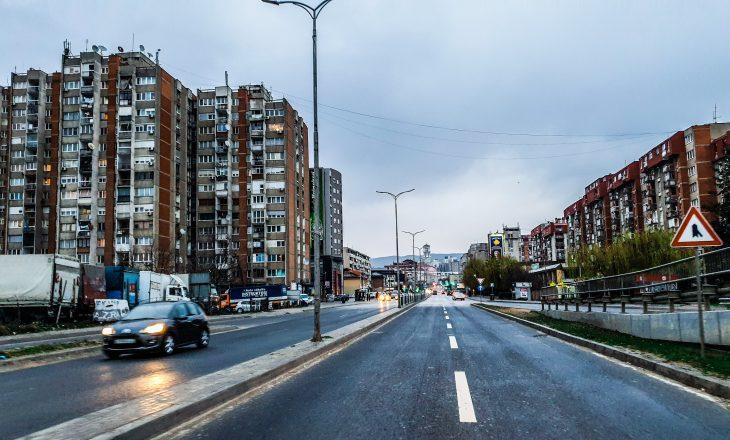 Kryeqyteti vatra e Coronavirusit në Kosovë