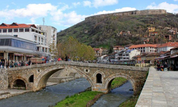 Thaçi me fjalë të mëdha për qytetin e Prizrenit