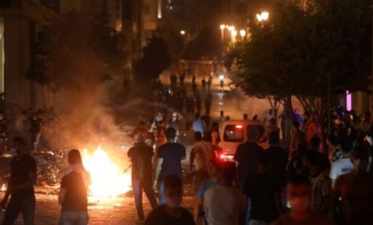 Shpërthejnë protestat në Bejrut – qytetarët të zemëruar me qeverinë