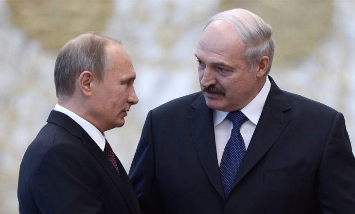 Putin uron Lukashenkon për fitoren e kontestuar në Bjellorusi