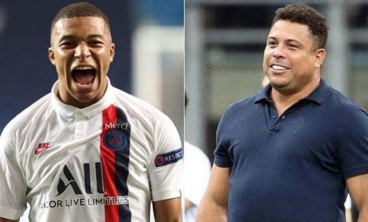 Ronaldo: Real Madridi duhet ta blejë Mbappen para Neymarin