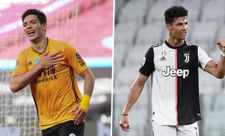 """""""Ky mund të jetë 'Benzema' i ri për Ronaldon në Juventus"""""""