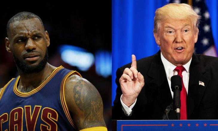 LeBron James: Nuk brengosemi për Donald Trump