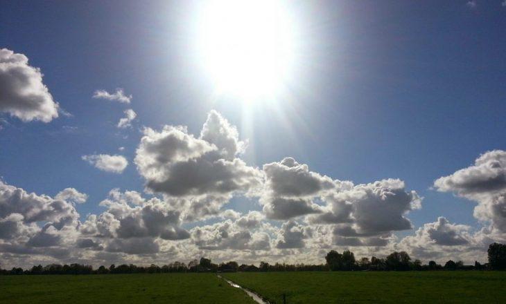 Moti të dielën do të jetë me diell