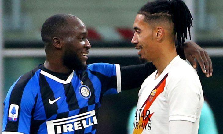 """Lojtarët e Manchester United, po """"dhezin"""" tek Inter – Chris Smalling e ka radhën"""