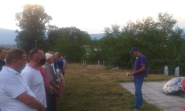 Tetovë – 19 vjet pas rënies heroike, Sllatina nderon dëshmorin Burim Huseini