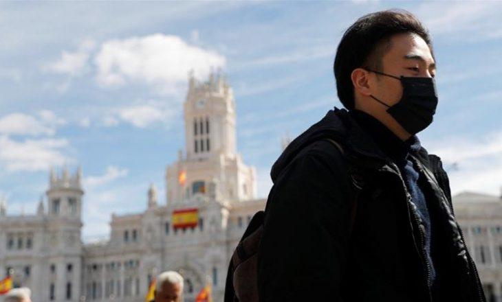 Situata me pandeminë në Spanjë po përkeqësohet