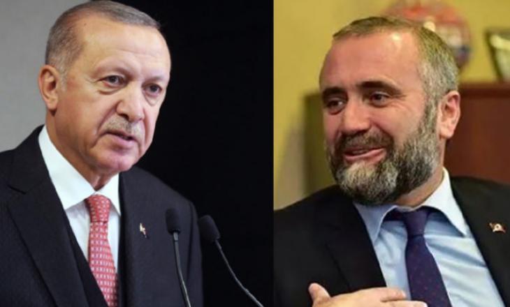 Shqiptari Sabri Demiri emërohet kryekëshilltar i presidentit të Turqisë